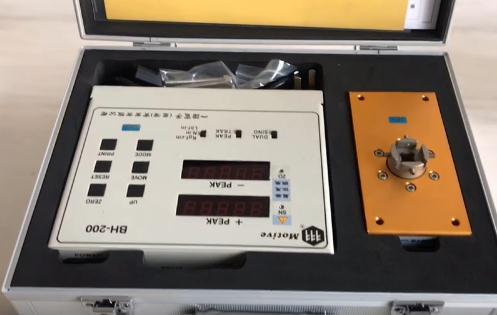 扭力测试仪的功能、运输和使用