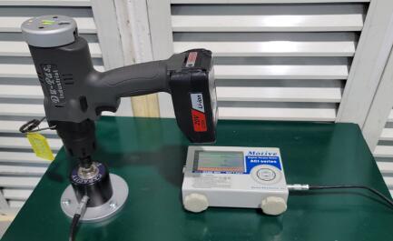 杭州奥的斯电梯公司采购Motive扭力测试仪测试杜派Du-Pas工具