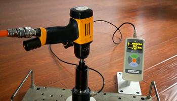 上海客户采购扭力测试仪用于阿特拉斯油压脉冲工具测试