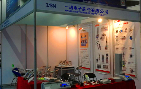 一诺电子诚邀您参加2018中国(广州)国际机器人、智能装备及制造技术展览会