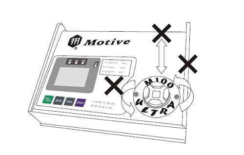 M2数字扭力测试仪内置传感器过载注意事项