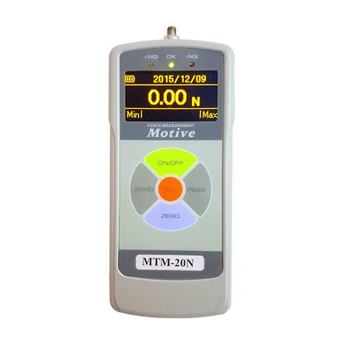 MTM系列内置传感器推拉力计